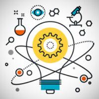Fysik & kemi, undervisning, atomfysik, magnetisme elektricitet