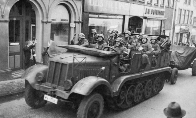 Besættelsestiden - 2. verdenskrig og Danmark under besættelsen, modstandsbevægelsen
