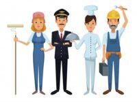 Arbejdsmarkedet, arbejderbevægelsen fagforeninger arbejdsmiljø og jobsøgning