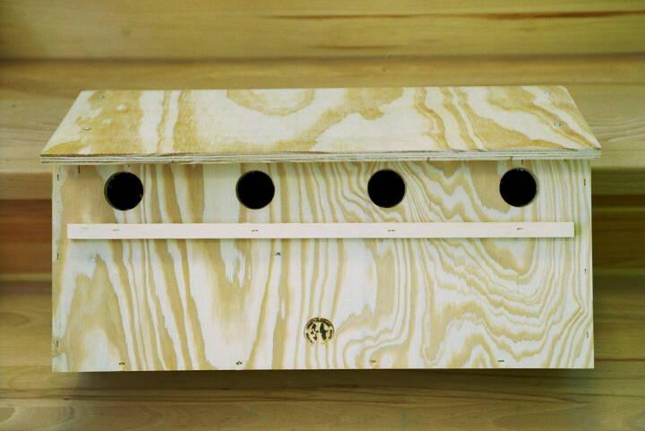 Fuglekasser - håndværk og Design - håndarbejde, sløjd og metalsløjd