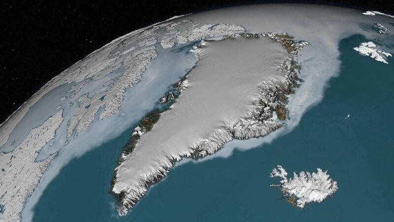 Grønland - fakta om indlandsisen eskimoer, hundeslæder og slædehunde, igloo