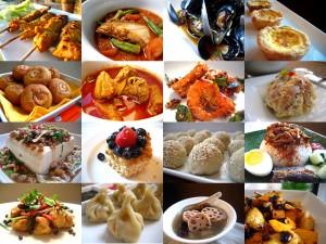 Sunde madopskrifter og madplaner - fedtfattige vegetariske retter og glutenfrie opskrifter