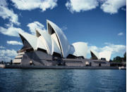 Australien, Operahuset i Sydney