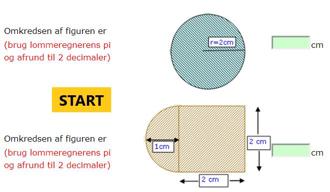 Geometri - længde og areal