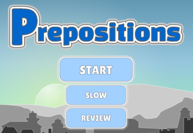 Forholdsord - prepositions