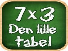 Den Lille Tabel - Tabelregning