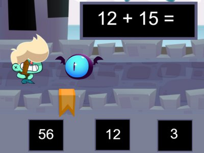 Math Boy - Træn De Fire Regnearter