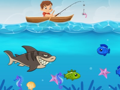 Lystfisker - Sjovt Fiskespil