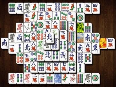 Spil Gratis Online Mahjong