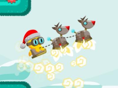 Flapcat Christmas - Sjovt Julespil