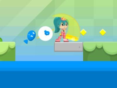 Prinsesse Guldsværd - Sjovt Eventyrspil