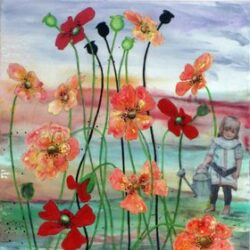 Den lille Idas blomster - eventyr af H.C. Andersen