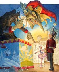 Den standhaftige tinsoldat - eventyr af H.C. Andersen