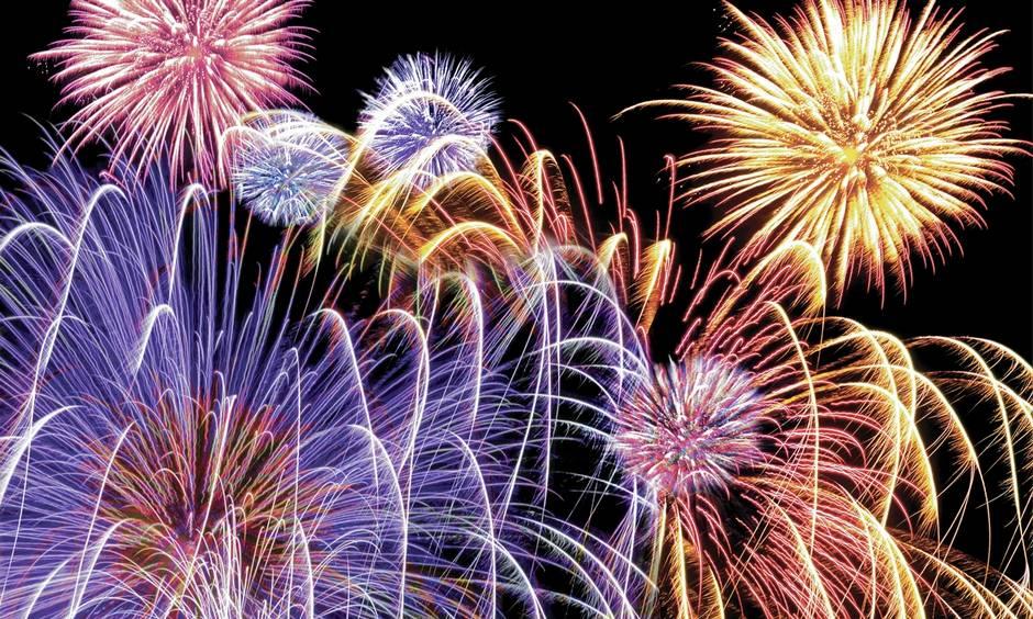 Fyrværkeri, undgå fyrværkeriulykker nytårsaften