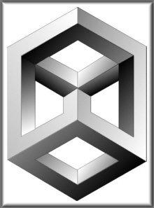Illusioner - den umulige kube