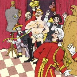 Kejserens nye klæder - eventyr af H.C. Andersen