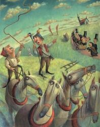 Lille Claus og Store Claus - eventyr af H.C. Andersen