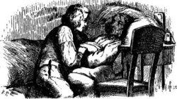 Rejsekammeraten - eventyr af H.C. Andersen