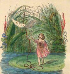 Tommelise - eventyr af H.C. Andersen