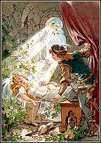 Tornerose - eventyr af brødrene Grimm