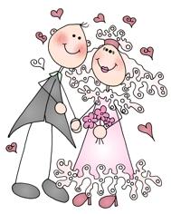 Bryllupsdagenes navne, kobberbryllup, sølvbryllup, guldbryllup, diamantbryllup