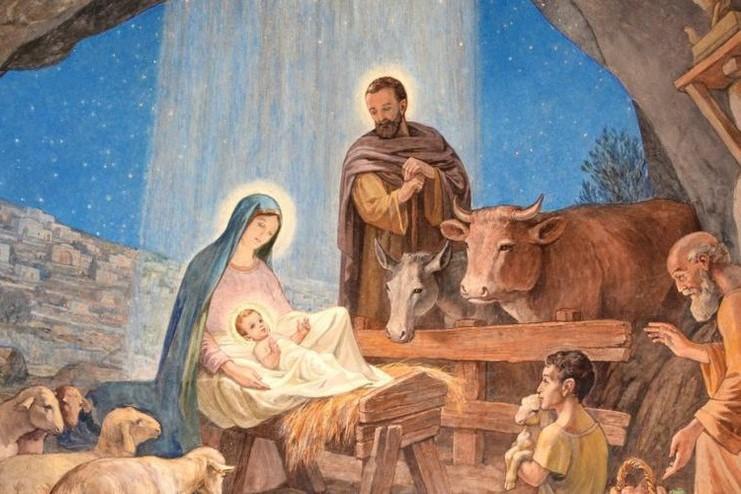 I denne søde juletid, tekst og melodi