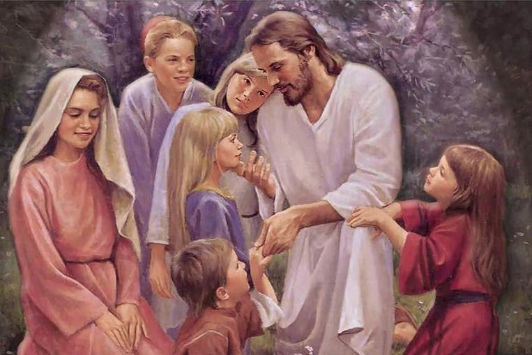 Julen har bragt velsignet bud, tekst og melodi