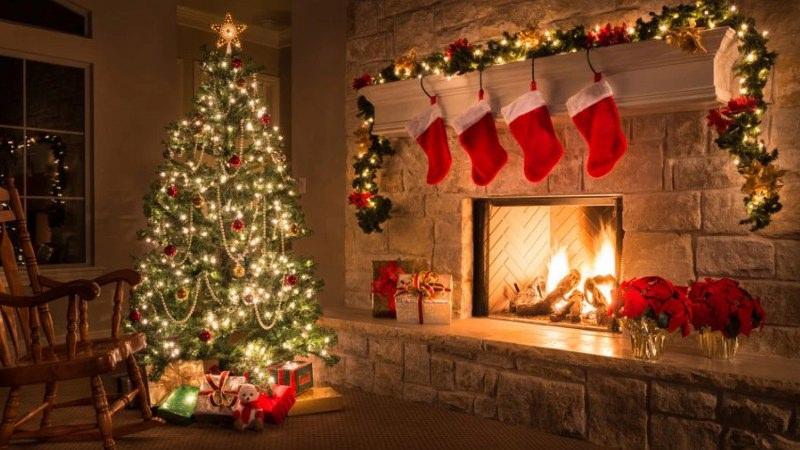 Juletræet med sin pynt, tekst og melodi