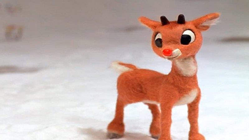 Kender i den om Rudolf, tekst og melodi