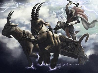 Den Nordiske Og Græske Mytologi